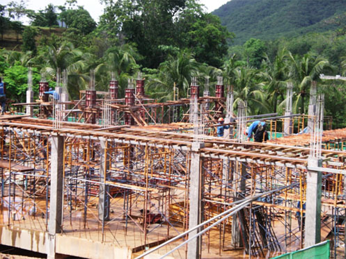 Prepare Framework for second Beam Work